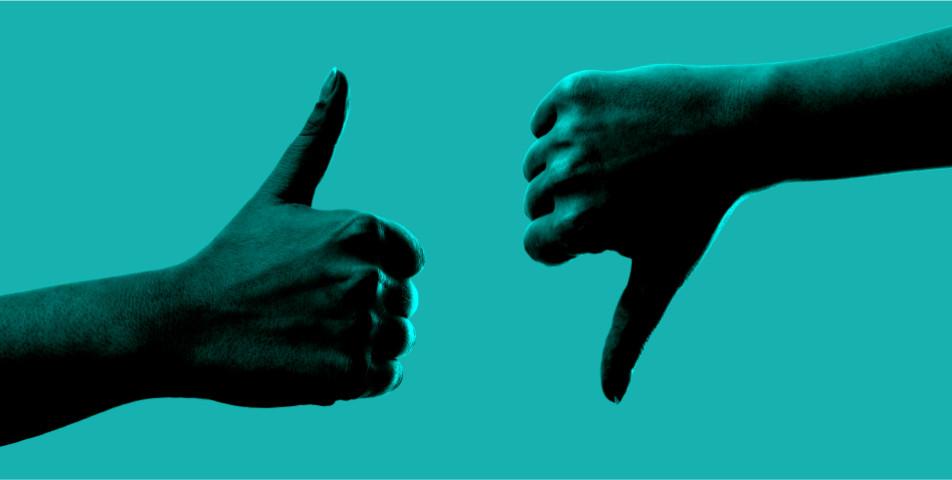 De una oportunidad a un error hay poca distancia. ¿Cuándo quedarse callado cómo marca?