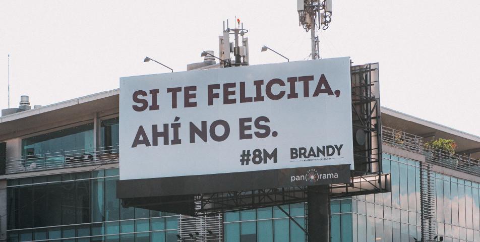Campaña que conmemora el #8M hecha en Costa Rica se viraliza por todo el continente.